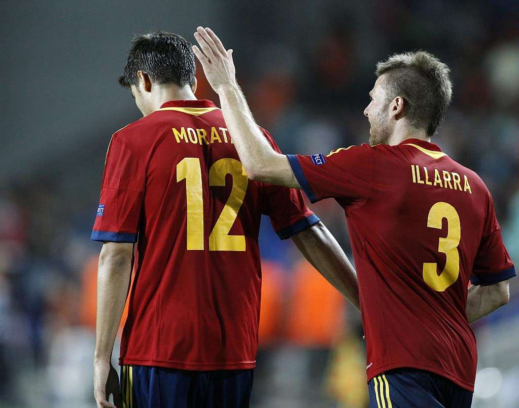 Spain 3 – Netherlands 0, Israel Euro 2013 Championship (12-06-13)
