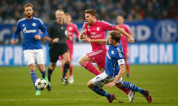 Schalke 04 0 - Real Madrid 2 (18-02-15) Champions League