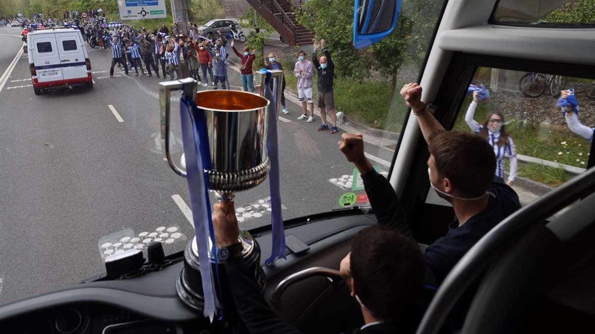 ¡La Copa del Rey 2020 ya está en Gipuzkoa!