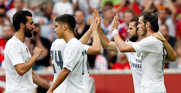 Regreso de Illarra en una nueva victoria blanca (2-0)