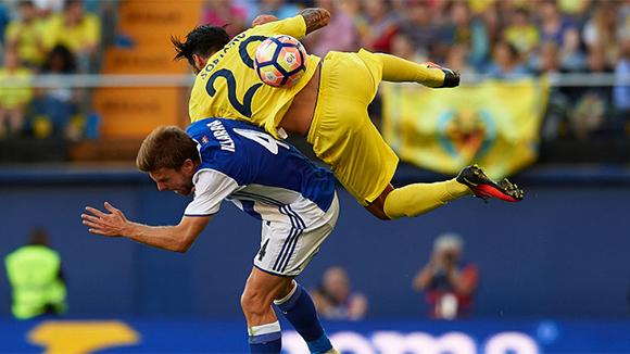 Unfair defeat at El Madrigal (2-1)