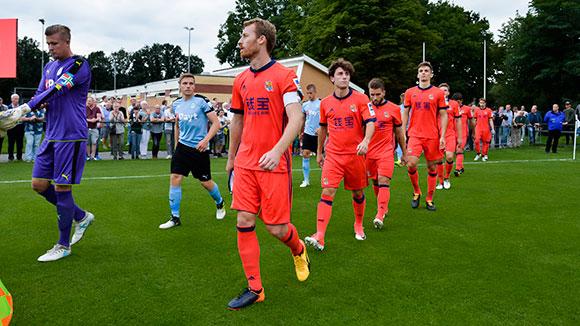 Buenas sensaciones frente al Groningen (0-2)