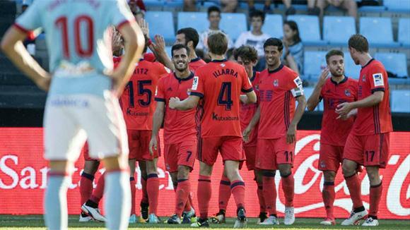 Remontada en Vigo para empezar a lo grande (2-3)