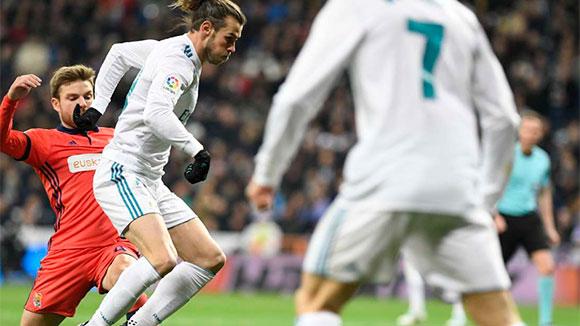 Otro gol de Illarra no basta en el Bernabéu (5-2)