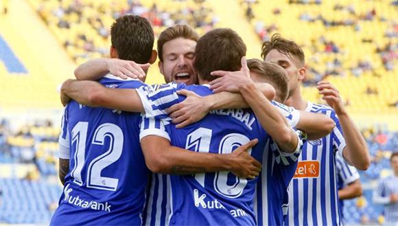 Buenas sensaciones en Las Palmas (0-1)