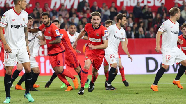 Derrota por la mínima en Sevilla (1-0)