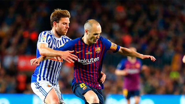 Cierre con derrota en el adiós a dos leyendas (1-0)