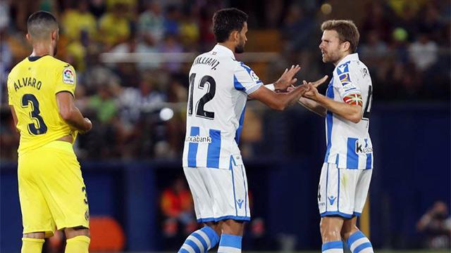 Estreno de tres puntos en Villarreal (0-1)