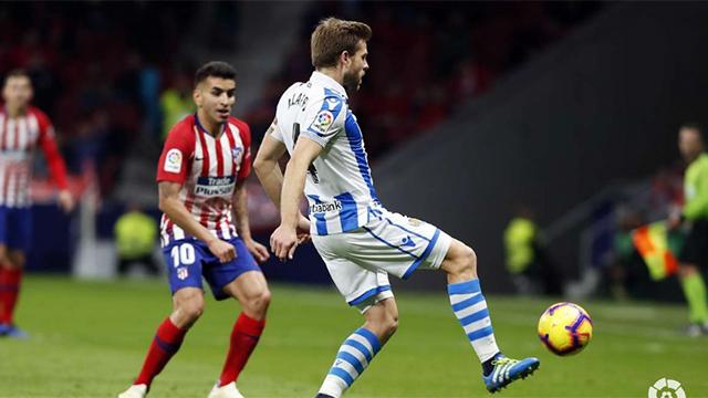 Revés en el Metropolitano (2-0)