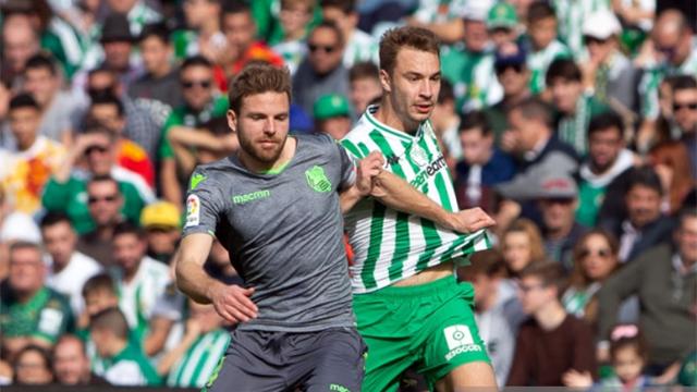 Castigo excesivo en el Villamarín (1-0)