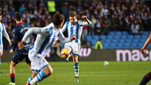El gol falta a la cita frente al Huesca (0-0)