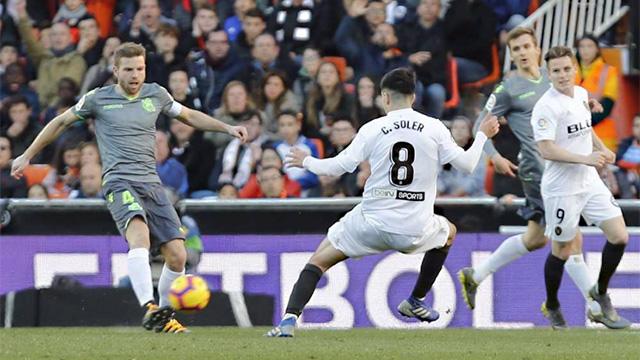 Válido punto en Mestalla (0-0)