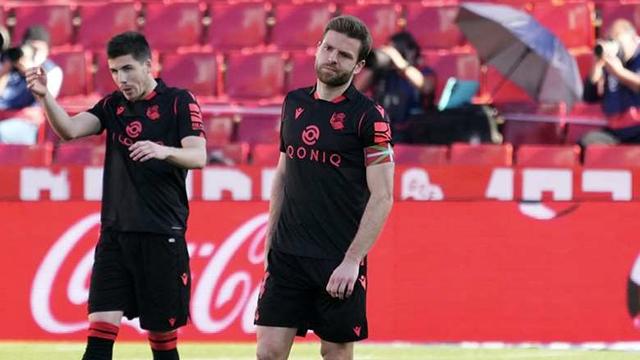 La racha se interrumpe en Granada (1-0)