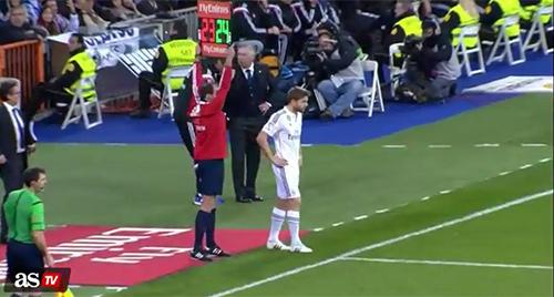 Carlo Ancelotti sustituyó a Isco por Illarra cuando sufría el Real Madrid y logró con el...