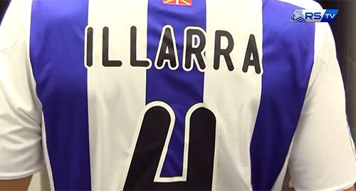 Illarra's official unveiling at Anoeta Stadium (26-08-15) RSTV