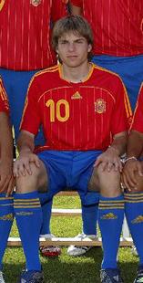 Illarra en la Selección española Sub-17